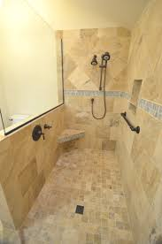 bathroom cabinets small glass shower walk in shower with seat