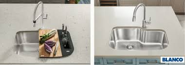 Sink Designs Kitchen How To Pick A Diamond Model From Blanco Kitchen Sinks Theydesign