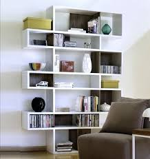 bookcase modern wood bookcase modern wood shelves solid wood