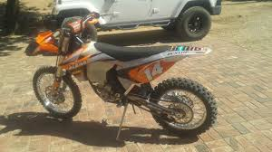 ktm xcf motorcycles for sale