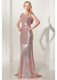 evening dresses buy discount in stock amazing sequin lace scoop neckline sheath