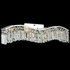 Bathroom Lighting Stores Brizzo Lighting Stores Gesto Modern Rectangular Wave Wall Sconce