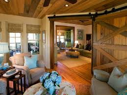 Exposed Beam Ceiling Living Room by Vaulted Ceiling Wood Rocking Chair Staircase Loft Dark Trim