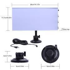 lexus dent warranty 1x pdr usb led light aluminum alloy board paintless dent repair