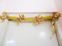toran door hanging valance bandarvaar indian home decor wall