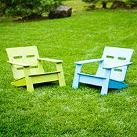 Kids Patio Chairs by Modern Outdoor Furniture Patio Chairs U0026 Tables At Lumens Com