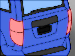 3 ways to replace a tail light on a dodge grand caravan wikihow