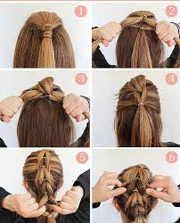 hairstyles with steps cute hairstyles new cute hairstyles step by step for girls cute