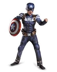 captain america stealth child costume at spirit halloween you