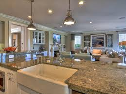 Space For Kitchen Island by Prep Sink Placement Island Best Sink Decoration