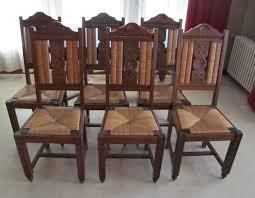 chaises paill es chaises pailles cheap table ronde et chaises pailles with chaises