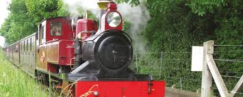 Southern Comfort Norfolk Little Trains Of Norfolk