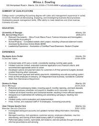Accounting Resume Experience Senior Resume Samples Senior Accounting Resume Sample Senior