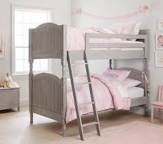 Twin Over Twin Bunk Beds With Trundle by Catalina Twin Over Twin Bunk Bed Pottery Barn Kids