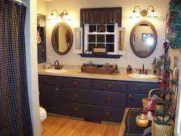 primitive decorating ideas primitive bathroom