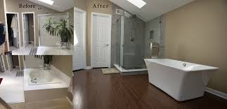 Bathroom Before And After Old Before And After Remodeling Gallery U2014 Euro Design Remodel