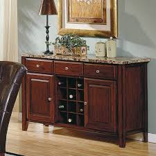 Dining Room Servers Sideboards Cherry Wood Buffet Table Cherry Wood Buffet Cabinet Server Dining