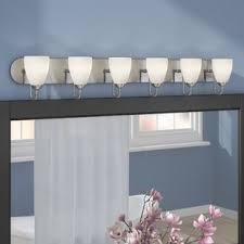 Light Bathroom 6 Or More Light Bathroom Vanity Lighting You Ll Wayfair