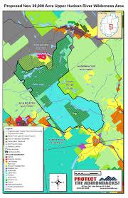 Hudson River Map A Plan For 69 000 Acres Adirondack Explorer Adirondack Explorer
