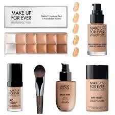 differences between make up for ever foundations najla kaddour