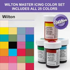 color food picture more detailed picture about wilton icing