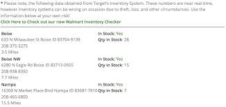 is there a limit on tvs on black friday at target save time when you use this target u0026 walmart inventory checker