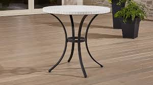 Mosaic Bistro Table Mosaic Bistro Table In Dining Furniture Reviews Crate And Barrel