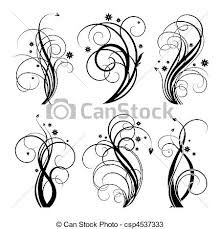 swirl illustrations and clip 352 723 swirl royalty free