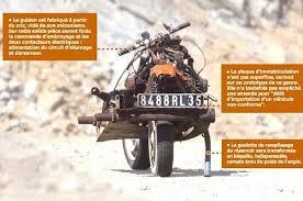 poids si e auto trasforma l auto guasta in una moto e si salva dal deserto born to
