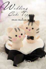 cat cake topper 11 best cat cake toppers images on cake wedding cat
