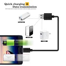 micro usb otg cable charging data adapter cable for samsung s6 s5