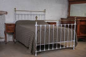 lovely classic victorian 5ft king size brass and iron 488410