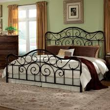 Metal Frame Headboards by Bedroom King Metal Bed Frame Headboard Footboard King Metal Bed