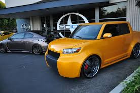 scion cube custom scion xb custom rims image 245