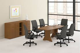 Meeting Tables Hon Preside Medium Meeting Room Transitional Conference Table