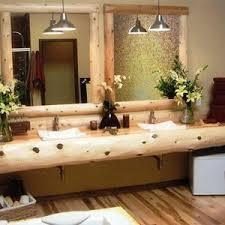 Pine Bathroom Vanity Cabinets by Bathroom Wonderful Rustic Bathroom Vanities Combined With Mirror