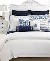 Best Blue And White Images On Pinterest Bedroom Ideas Room - Blue and white bedrooms ideas