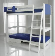 Full Sized Bunk Bed by Full Size Bunk Bed With Desk Underneath The Arrangement And