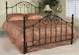 Antique Cast Iron Bed Frame Cast Iron Bed Frame Wrought King Amusing With Design 4