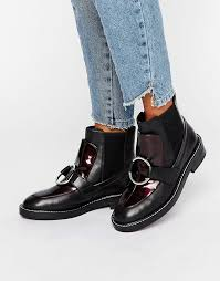 womens boots uk asos factory store asos antos leather chelsea ankle boots