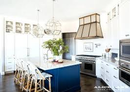 Blue And White Kitchen Ideas Blue And White Kitchens Kitchens In Five Colors Yellow White