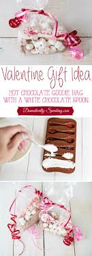 hot chocolate gift ideas hot chocolate spoon gift for s day domestically speaking