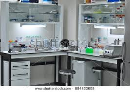 Biology Lab Bench Laboratory Room Stock Images Royalty Free Images U0026 Vectors