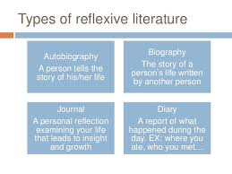 biography an autobiography difference reflexive literature biography autobio journal diary