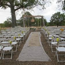 burlap wedding aisle runner diy an outdoor wedding weddingbee
