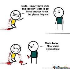 compulsive disorder