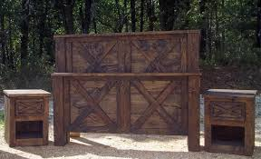 Rustic Bedroom Furniture Bedroom Rough Country Rustic Furniture