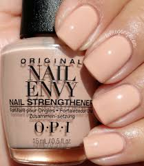 kelliegonzo opi nail envy strength in color collection swatches