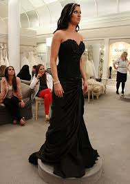 say yes to the dress black wedding dress 143 best tlc wedding shows images on wedding