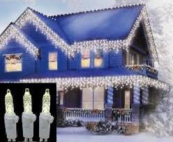 icicle christmas lights decorate led icicle christmas lights